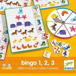 Djeco Djeco bingo cijfers