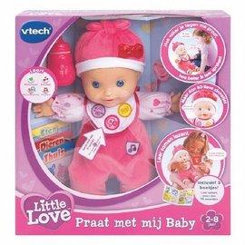 Vtech Vtech Little Love Praat met mij baby  Vtech