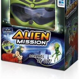 MegaBleu Alien Mission