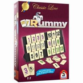 Schmidt Schmidt My Rummy Classic Line (Rummikub)