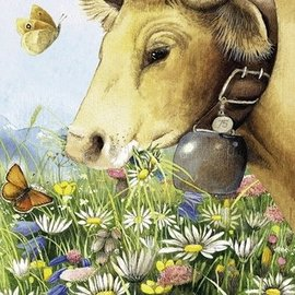 Heye Cow. Marjolein Bastin 1000 stukjes
