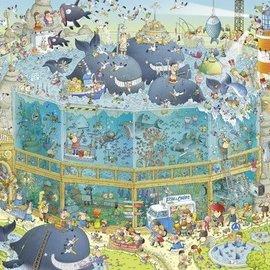 Heye Heye Ocean Habitat 1000 stukjes