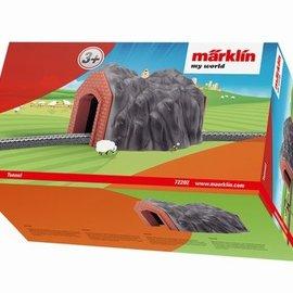 Märklin my world Tunnel