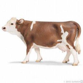 Schleich Schleich 13641 Simmental koe