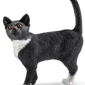 Schleich Schleich 13770 Kat staand