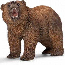 Schleich Schleich 14685 Grizzlybeer mannetje