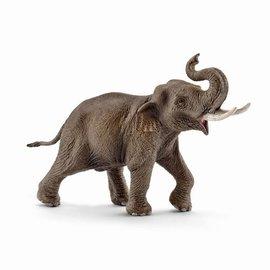 Schleich Schleich Aziatische olifant. mannetje