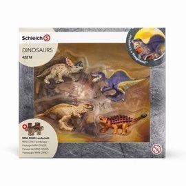 Schleich Schleich mini dinosaurus set