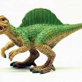 Schleich Schleich Mini Spinosaurus. groen