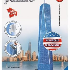 Ravensburger 3D puzzel One World Trade Center