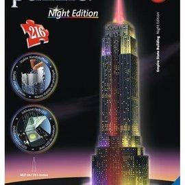 Ravensburger 3D puzzel Empire State Building nachteditie