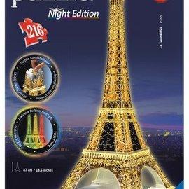 Ravensburger 3D puzzel Eiffeltoren nachteditie