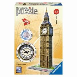 Ravensburger Big Ben met klok 3d puzzel