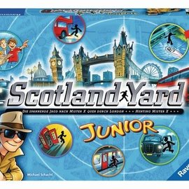 Ravensburger Ravensburger Scotland Yard Junior