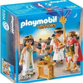 Playmobil Playmobil - Caesar en Cleopatra (5394)