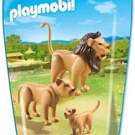 Playmobil Playmobil - Leeuwenfamilie (6642)