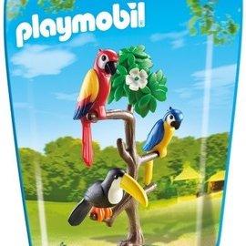 Playmobil Playmobil - Papegaaien (6653)