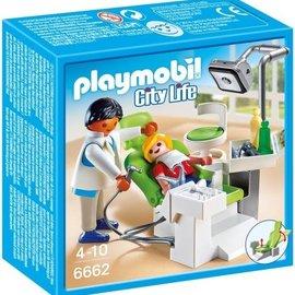 Playmobil Playmobil - Tandartsenkabinet (6662)