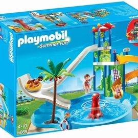 Playmobil Playmobil - Waterpretpark (6669)