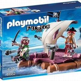 Playmobil Playmobil - Piratenvlot (6682)