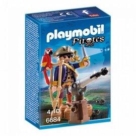 Playmobil Playmobil - Piratenkapitein Eenoog (6684)