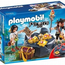 Playmobil Playmobil - Piratenschatkist (6683)