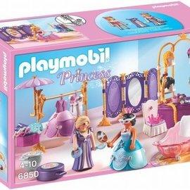 Playmobil Playmobil - Koninklijke dressing en schoonheidssalon (6850)