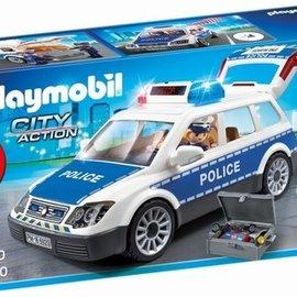 Playmobil Playmobil - Politiepatrouille met licht en geluid (6920)
