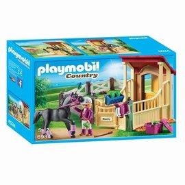 Playmobil Playmobil - Arabier met Paardenbox (6934)