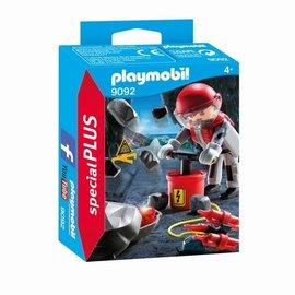 Playmobil Playmobil - Explosievenexpert (9092)