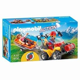 Playmobil Playmobil - Reddingsquad met aanhanger (9130)