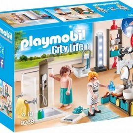 Playmobil Playmobil - Badkamer met douche (9268)