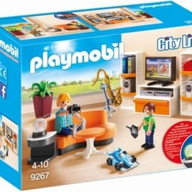 Playmobil Playmobil - Salon (9267)