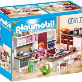 Playmobil Playmobil - Leefkeuken (9269)