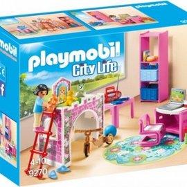 Playmobil Playmobil - Kinderkamer met hoogslaper (9270)