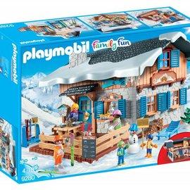 Playmobil Playmobil - Skihut (9280)
