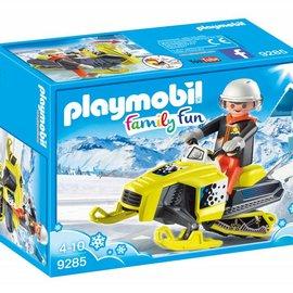 Playmobil Playmobil - Sneeuwscooter (9285)