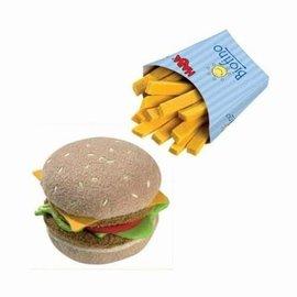 Haba Haba 1475 Hamburger met friet