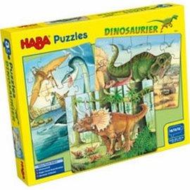 Haba Haba 4961 Dinosaurussen (3 in 1)