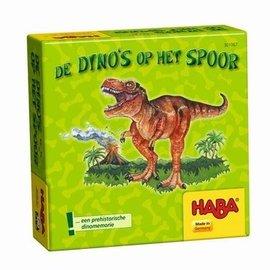 Haba Haba 301067 De Dino's op het spoor