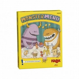 Haba Haba 300840 Monstermenu