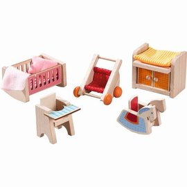 Haba Haba 301989 Little Friends - Poppenhuismeubels Kinderkamer