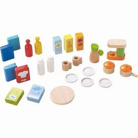 Haba Haba 301991 Little Friends - Accessoires poppenhuis: keuken
