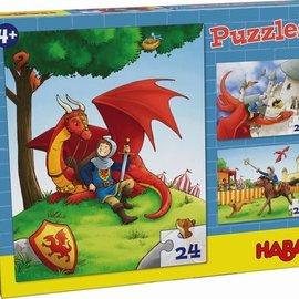 Haba Haba 303353 Puzzels Ridder Kilian