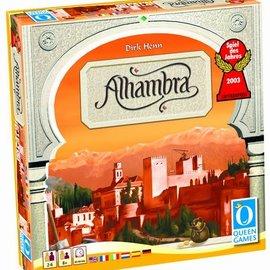 Alhambra bordspel