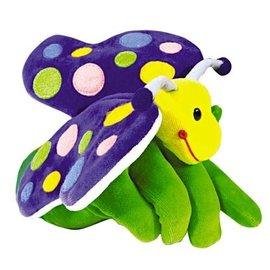 Beleduc Beleduc - kinderhandpop vlinder