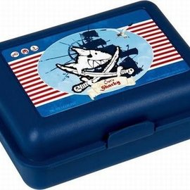 Lunchbox blauw Sharky