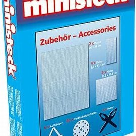 Ministeck Ministeck Toebehoren-set. 38-delig