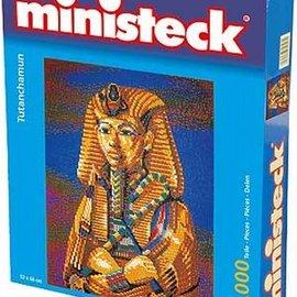 Ministeck Toetanchamon. ca. 11.000 stukjes