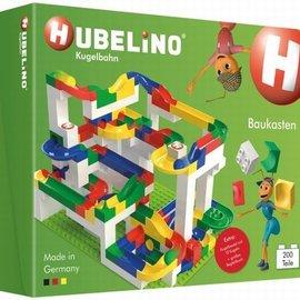 Hubelino Hubelino Knikkerbaan Constructie 200-delig